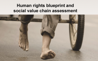 Blueprint Human Rights social value chain assessment