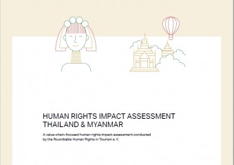 Cover Report HRIA Thailand and Myanmar 2019