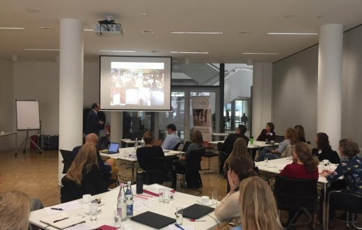 Workshop Berlin HRIA tool 22 October 2019